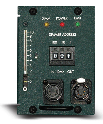 Angkor Lighting single dimmer controller
